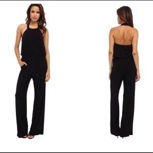 Jessica Simpson Black Jumpsuit